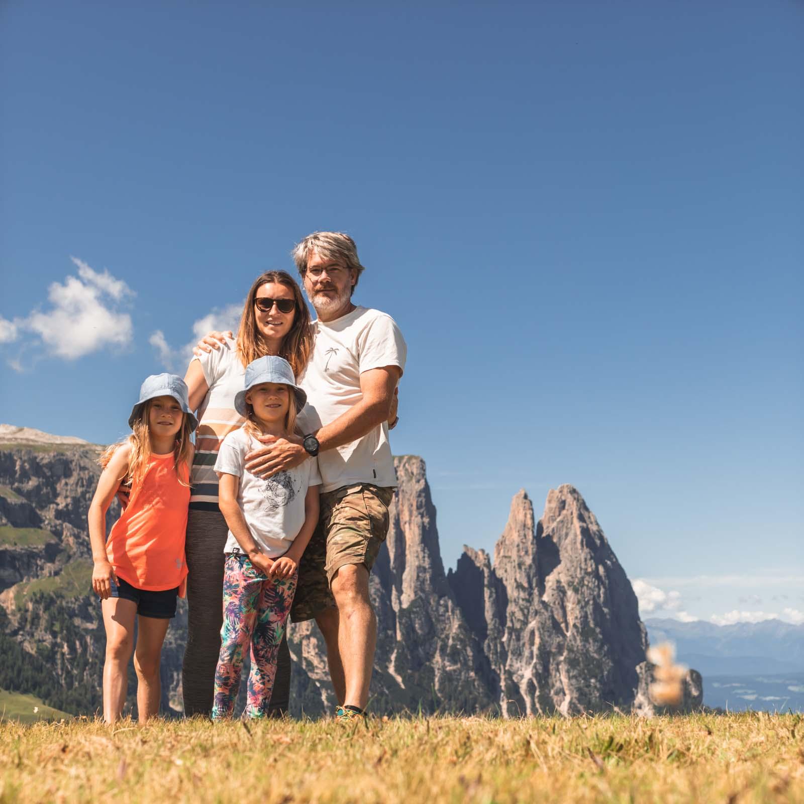 Seiser Alm Südtirol