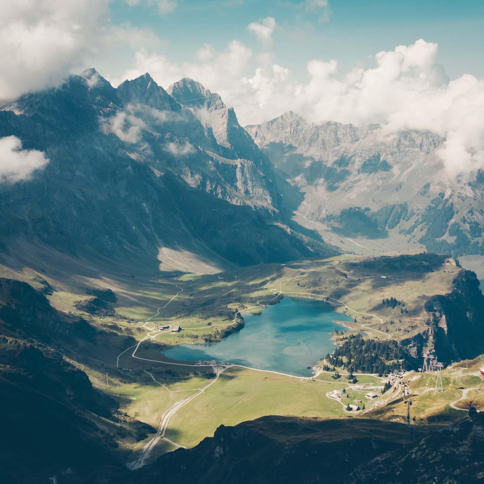 3 Berge in 3 Tagen - ein Wochenende in Luzern 3 Berge in 3 Tagen - ein Wochenende in Luzern