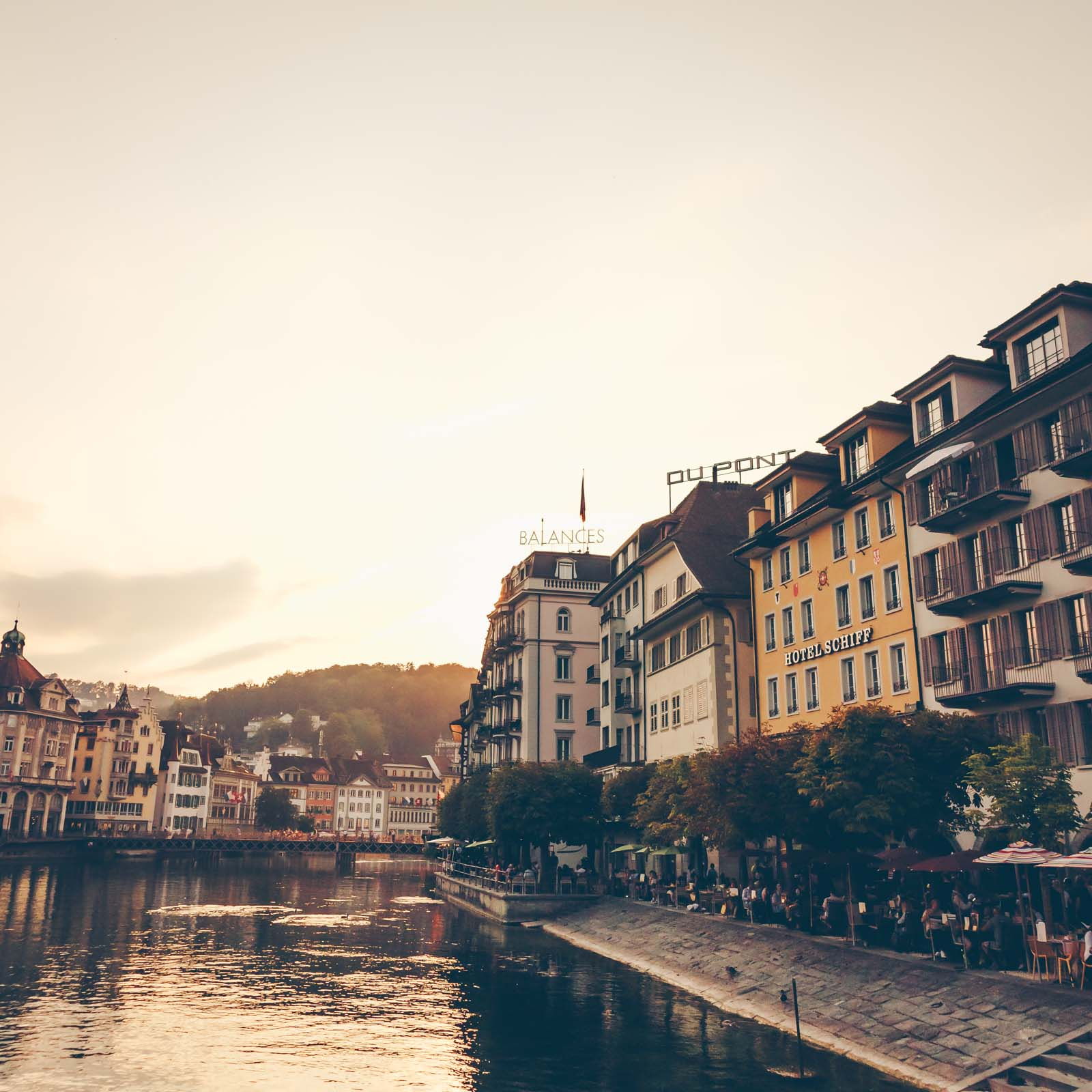3 Berge in 3 Tagen - ein Wochenende in Luzern