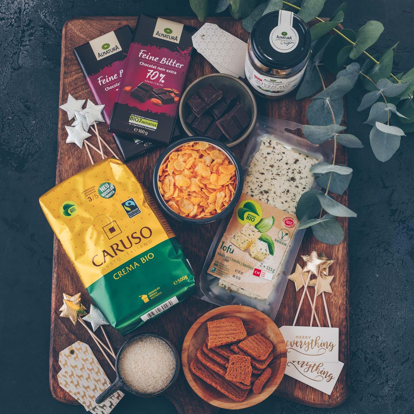 Geschenke aus der Küche - 3 einfache Rezepte