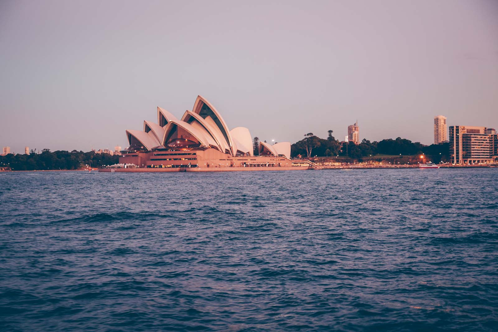 Singapore & Sydney with kids