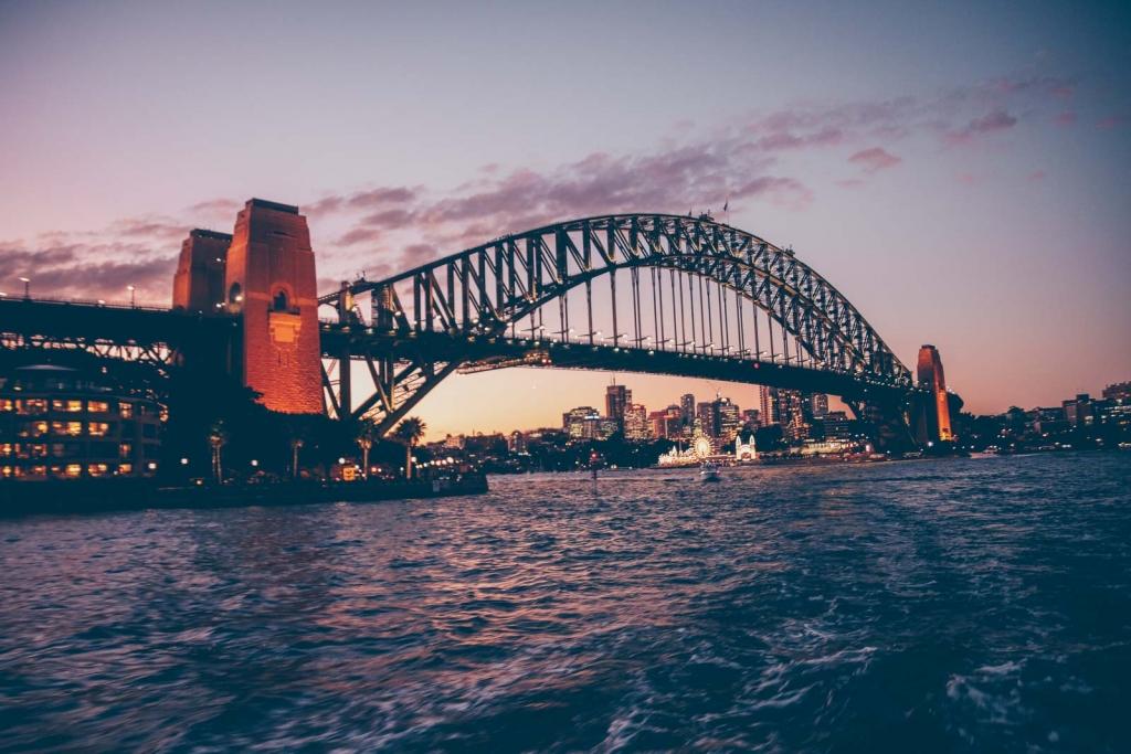 Weltreise Teil 1 – Singapore & Sydney