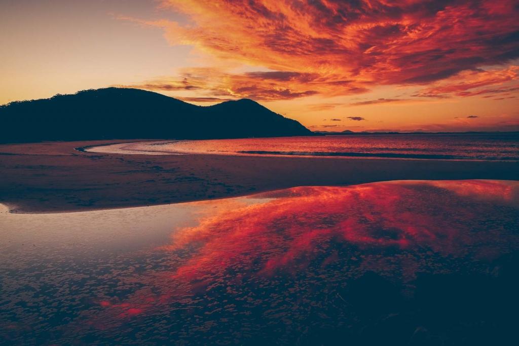 Weltreise Teil 2 – Woche 1 unseres Campingabenteuers – von SYDNEY nach BYRON BAY