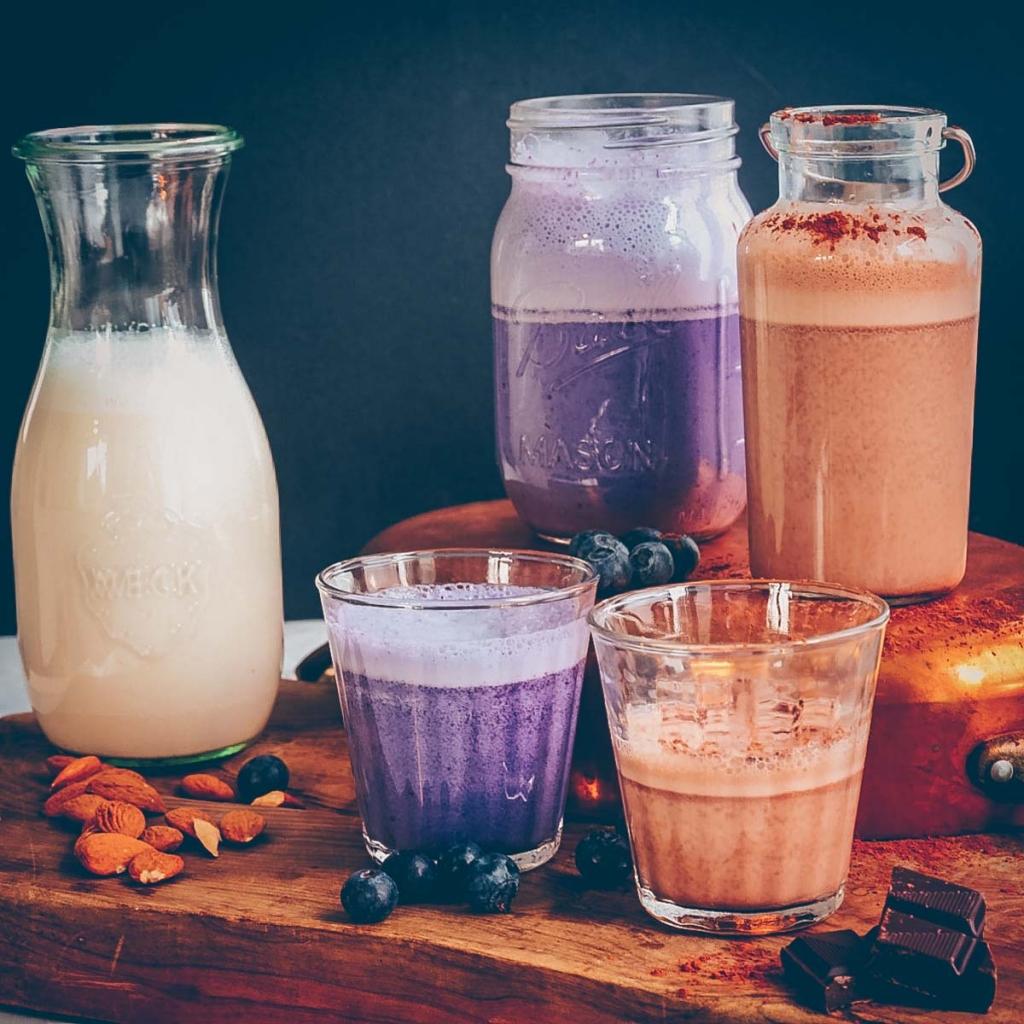 Basic recipe for almond milk