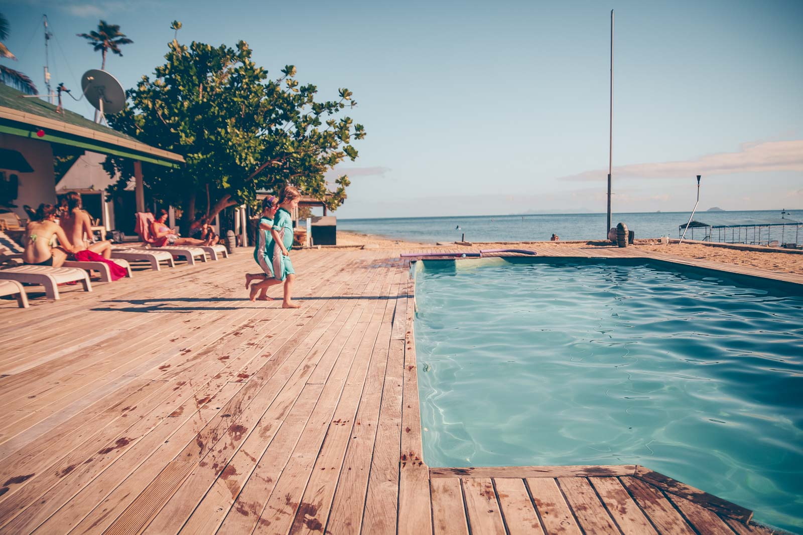 Fiji Abenteuer mit Kindern