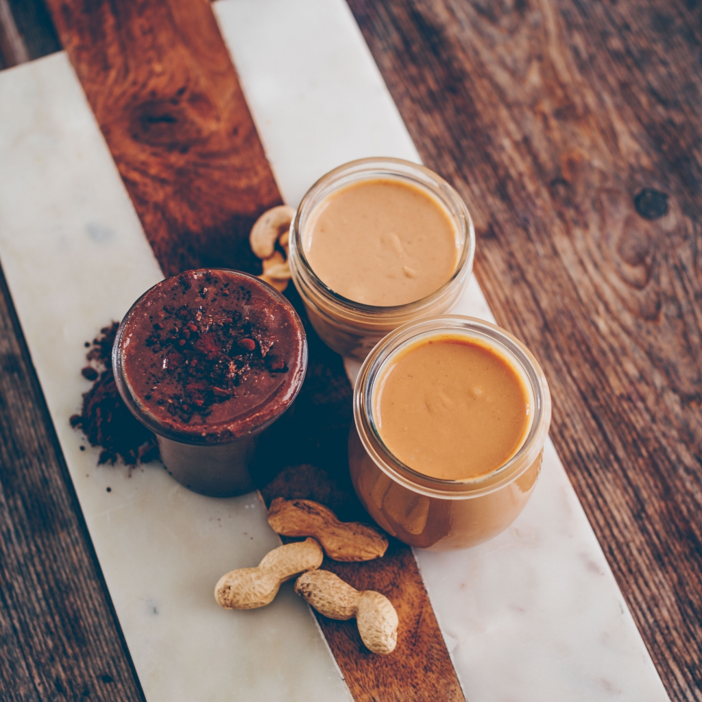 Nut butter – 3 easy recipes