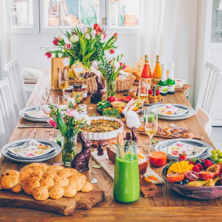 Der perfekte Osterbrunch – Ostern wird Jöö