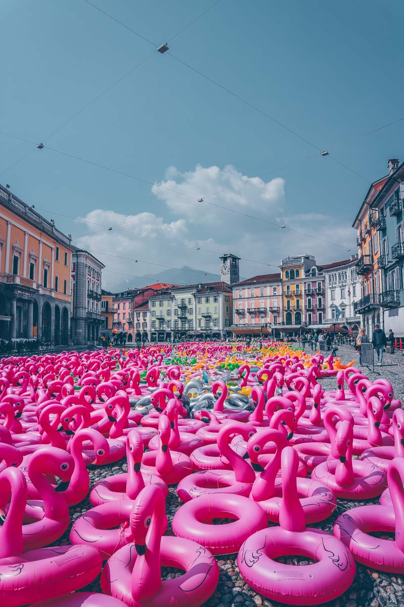 Ein Wochenende in Locarno #ticinomoments