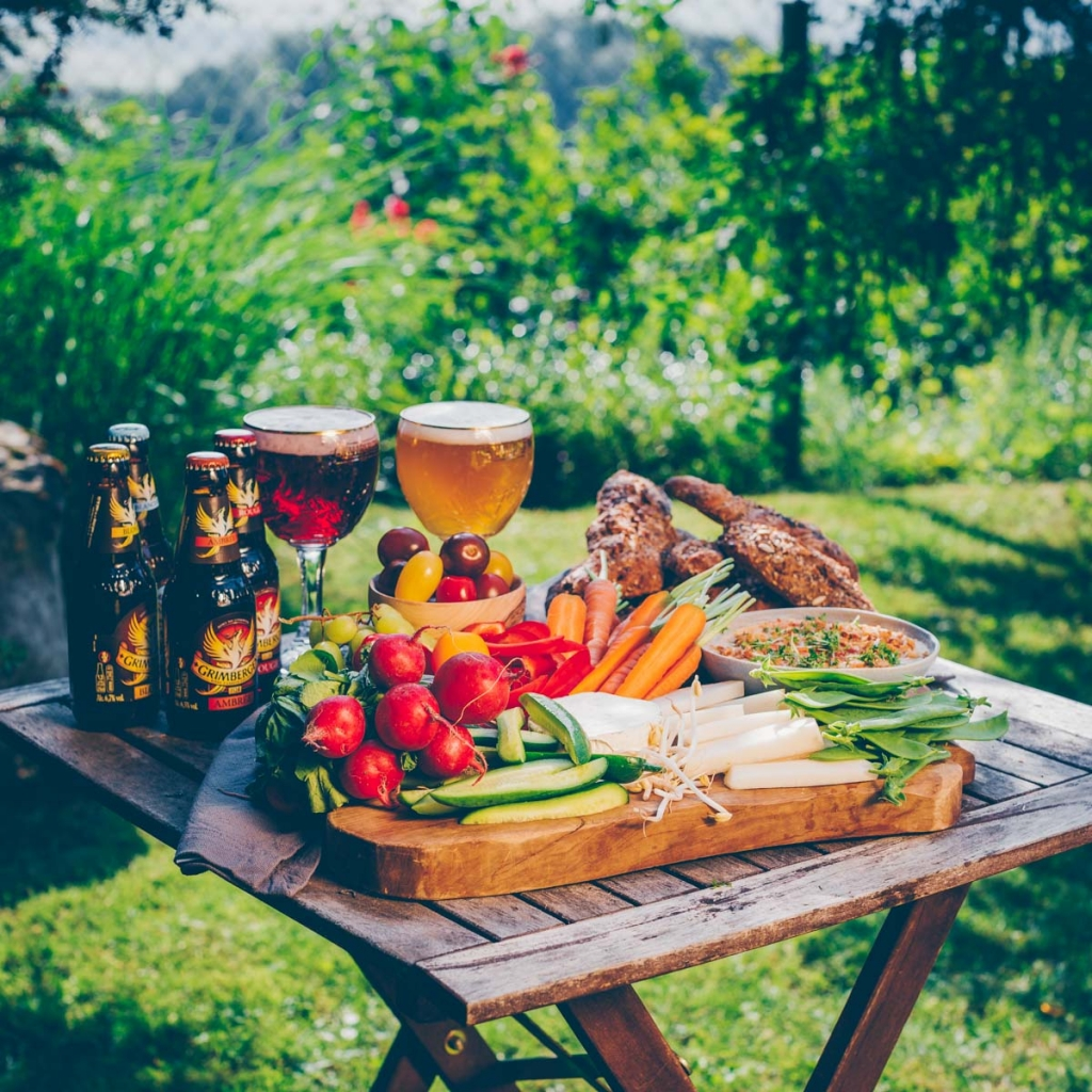3 recipes with beer and a trip to Belgium