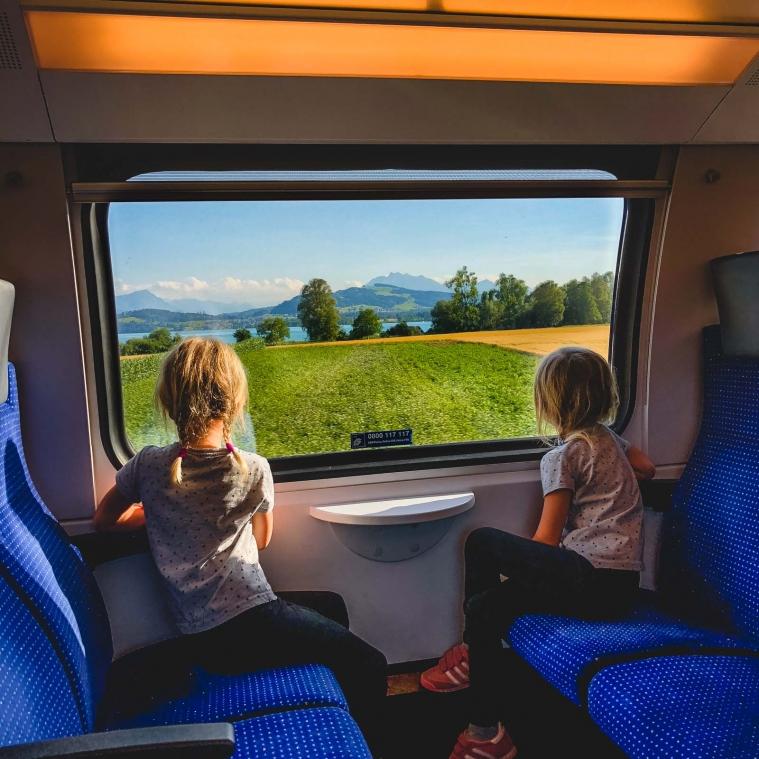 Ein Familien-ausflug mit SBB Railaway auf den Pilatus + GEWINN-SPIEL