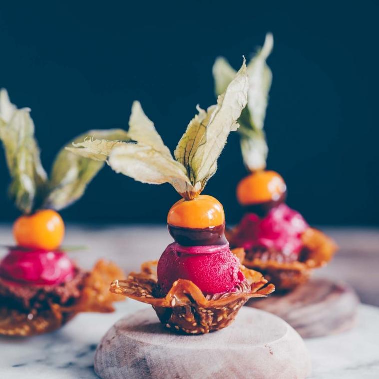 Zwei Desserts und #GenussHoch12