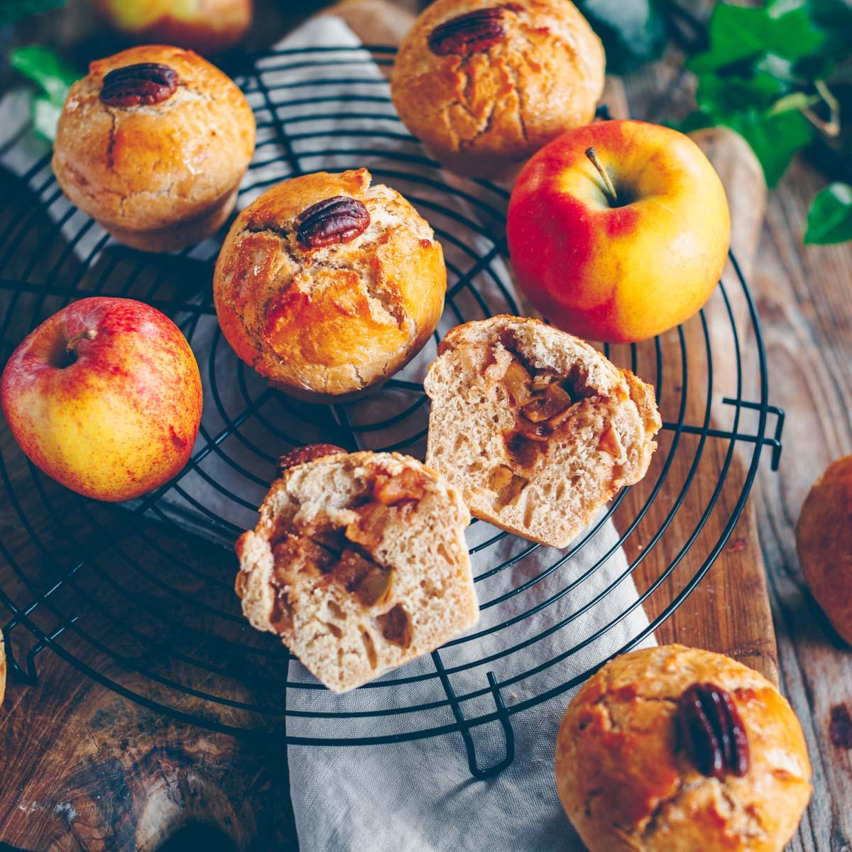 Apfel Brioche