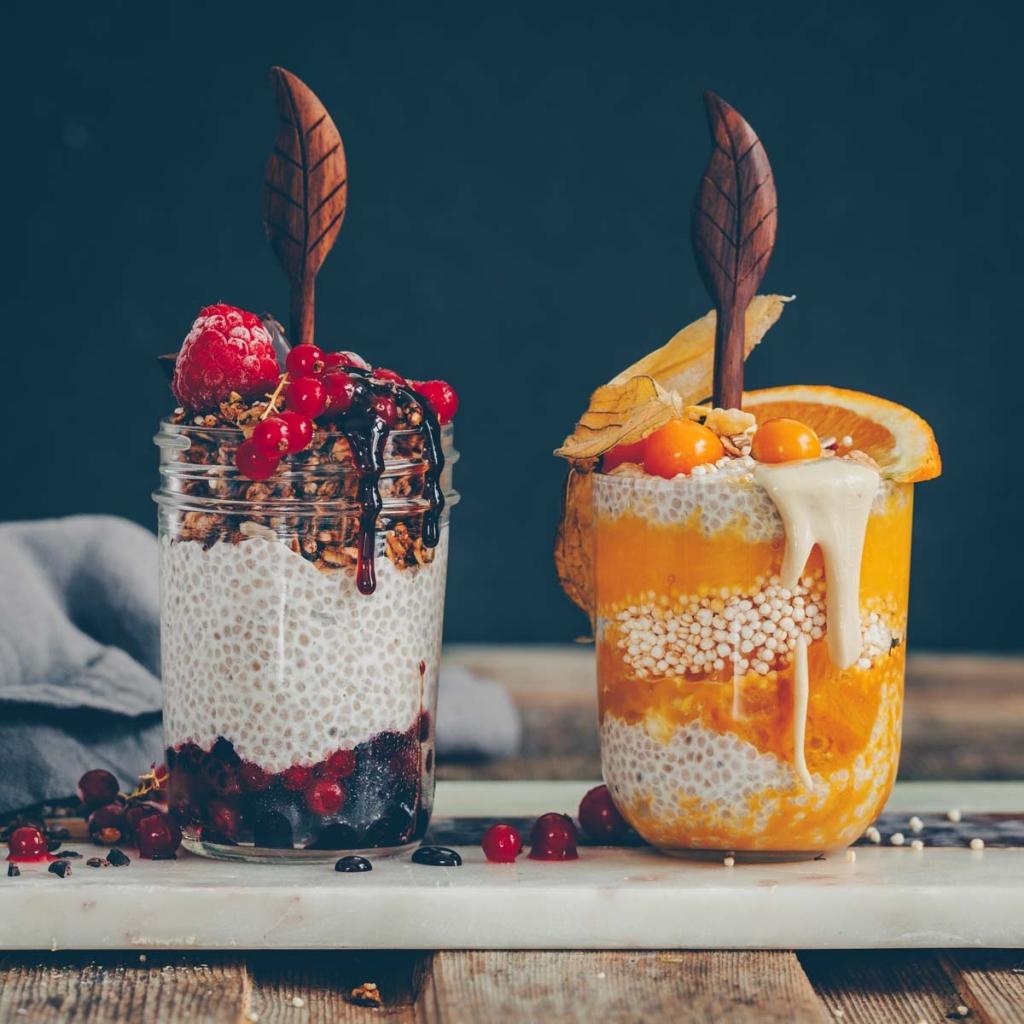 Chiapudding – basic recipe