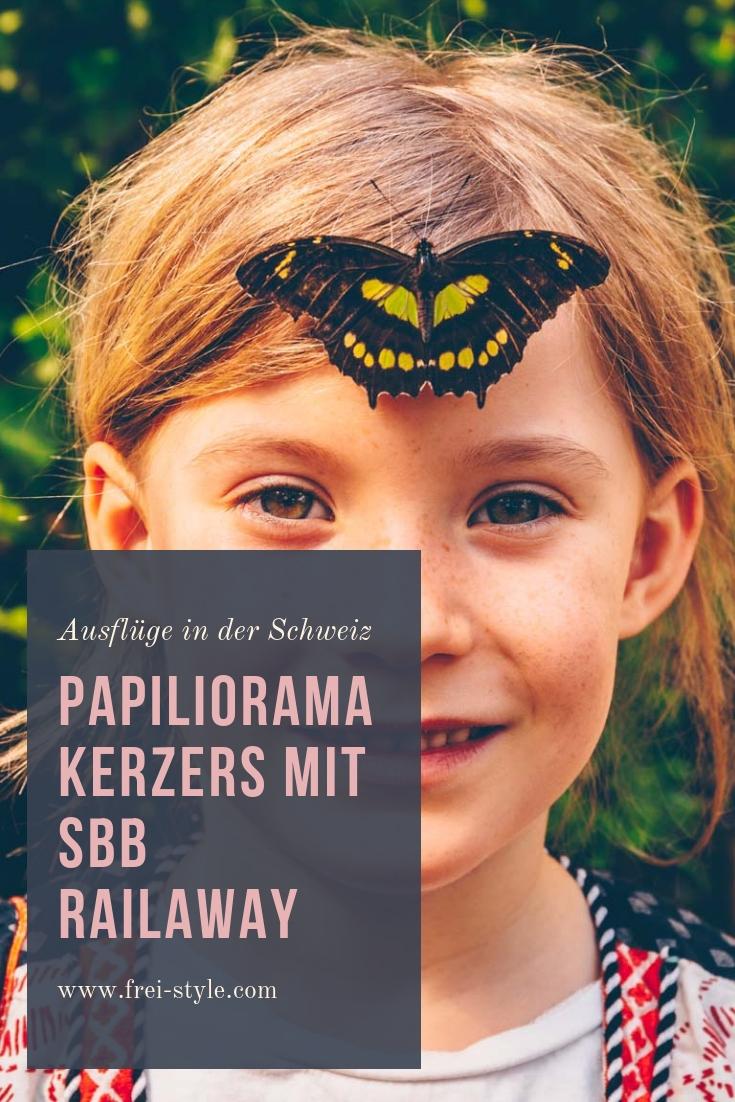 Papiliorama Kerzers - Ausflüge mit Kids