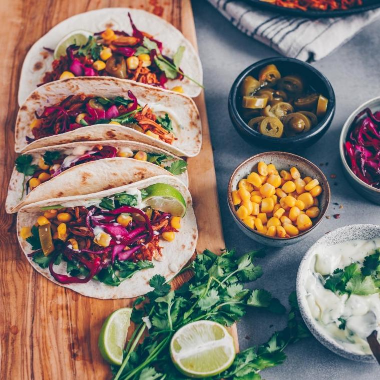 Jackfruit Jalapeno Tacos
