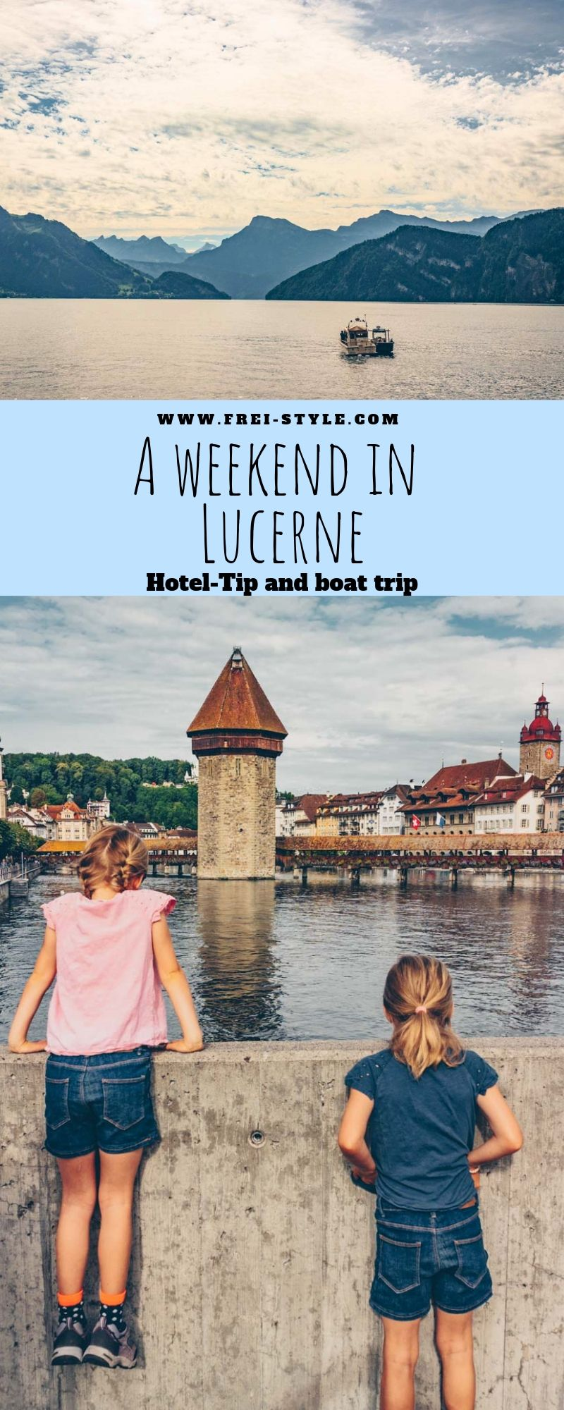 A weekend in Lucerne