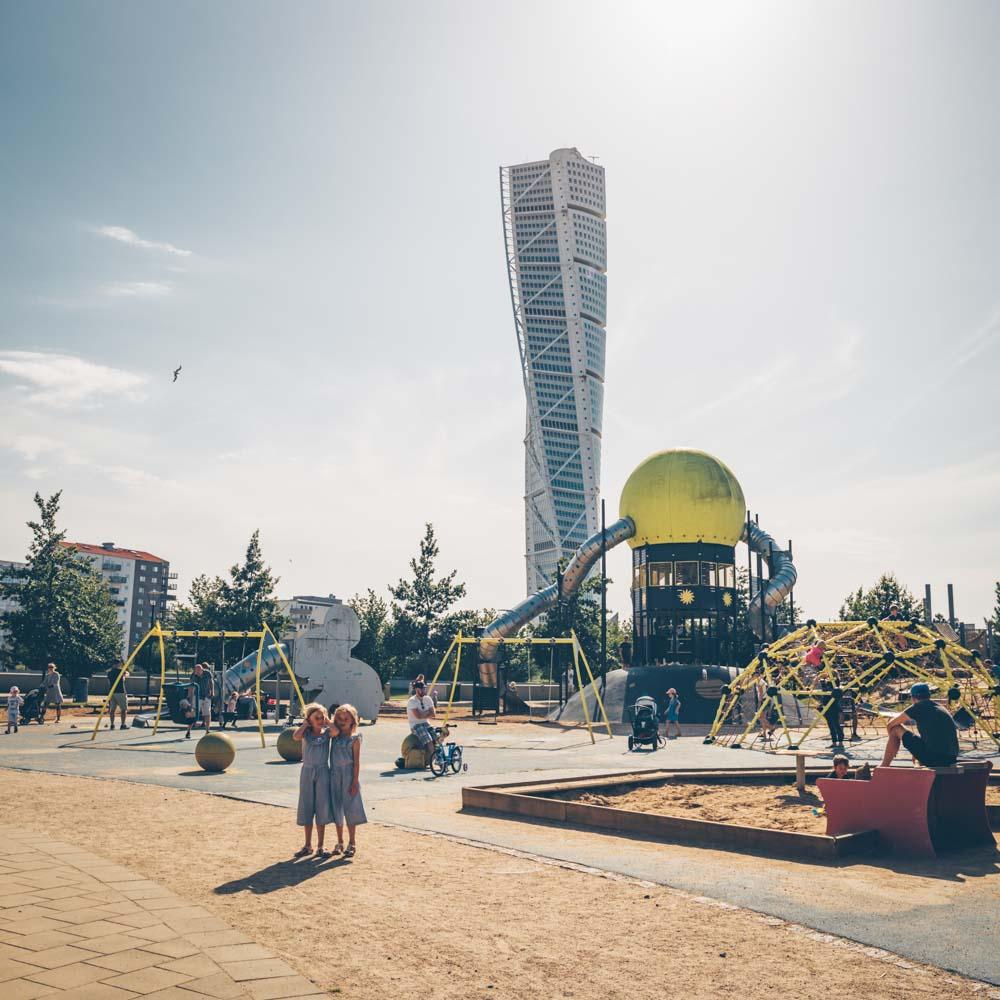 Ein Guide für Malmö – Spielplätze