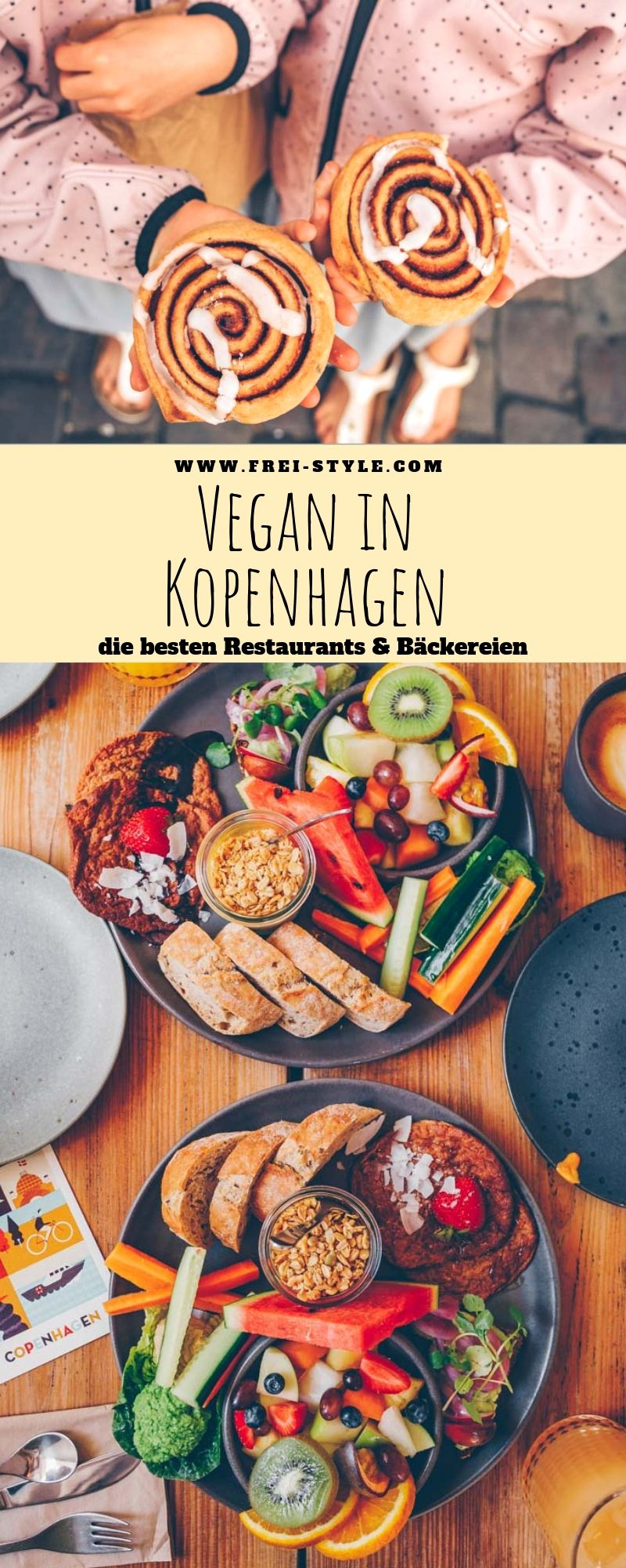 Vegan in Kopenhagen