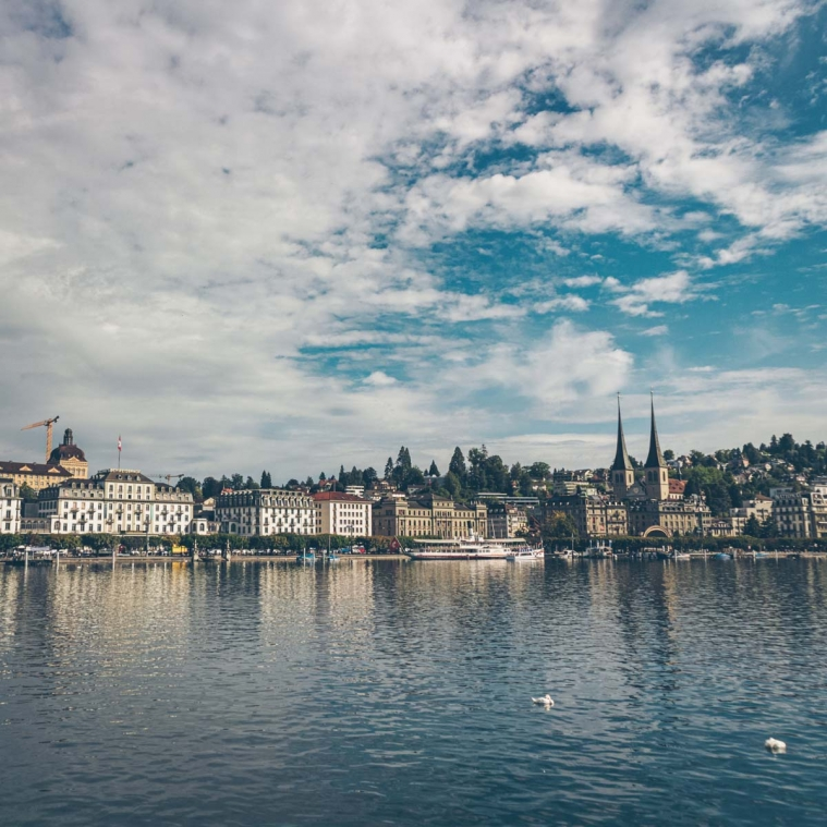 A weekend in Lucerne with kids
