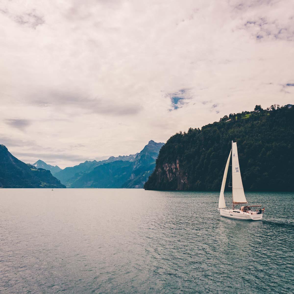 Schifffahrt Vierwaldstätter See