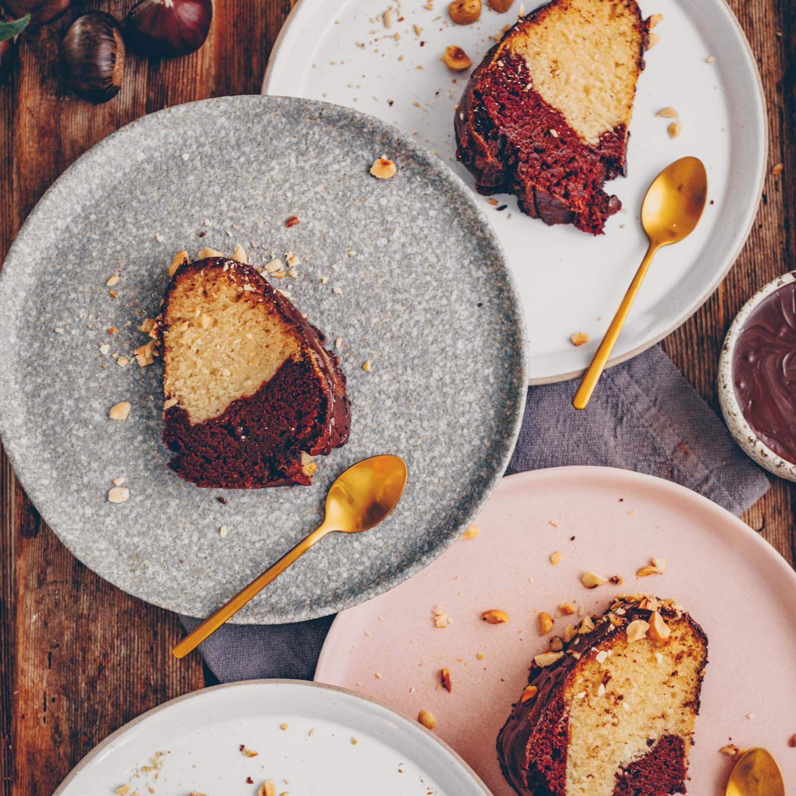 Maroni-Marmorkuchen