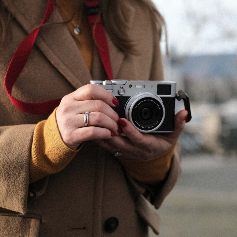 Meine Leidenschaft für Fotografie – ein Tag mit der FUJIFILM X100V