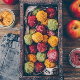 Apfelstrudel Pralinen