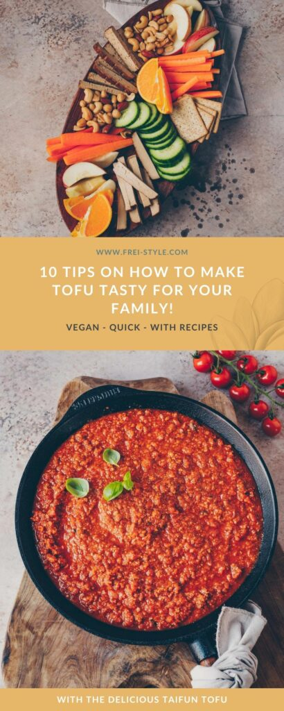 10 TIPS ON HOW TO MAKE TOFU TASTY FOR YOUR FAMILY!