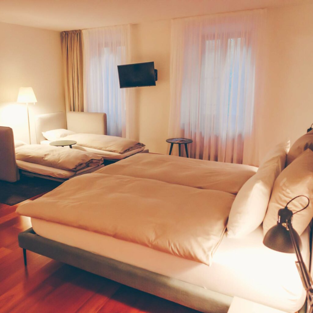 Hotel Bigatt Lugano
